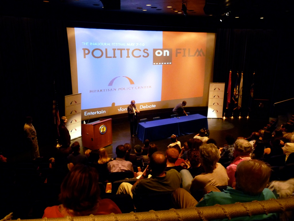 Politics on Film Festival screening